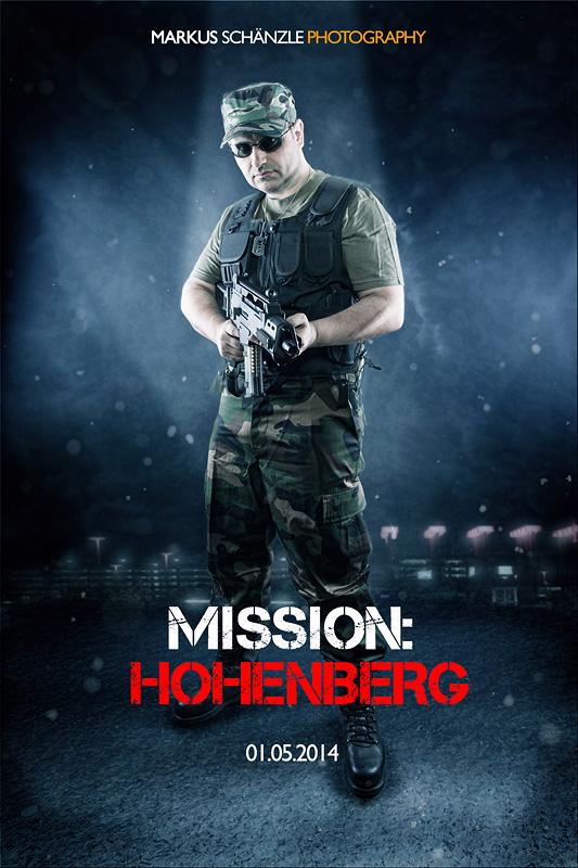Mission Kaserne - Umzug nach 74369 Löchgau