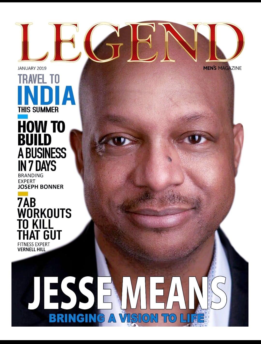 """IMG 2680 - Internationale Veröffentlichung Headshot auf dem Cover der """"Legend Men's Magazine"""""""